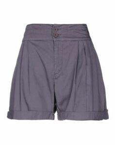 DONDUP TROUSERS Shorts Women on YOOX.COM