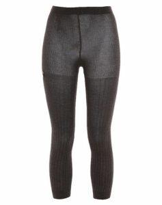 PATRIZIA PEPE TROUSERS Leggings Women on YOOX.COM