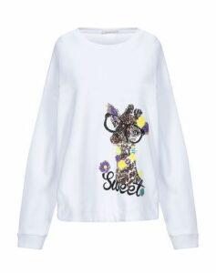BIANCOGHIACCIO TOPWEAR Sweatshirts Women on YOOX.COM