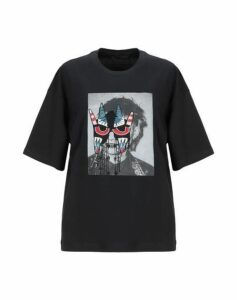 DIESEL BLACK GOLD TOPWEAR T-shirts Women on YOOX.COM