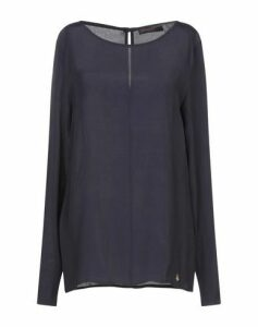 TRUSSARDI JEANS SHIRTS Blouses Women on YOOX.COM
