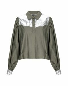 GANNI SHIRTS Blouses Women on YOOX.COM