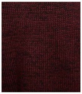 Petite Burgundy Crew Neck Jumper New Look