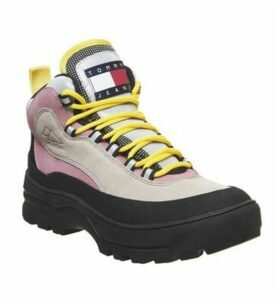 Tommy Hilfiger Heritage Wmn Expedition Boot COBBLESTONE