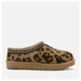 UGG Women's Tasman Leopard Slippers - Amphora - UK 8