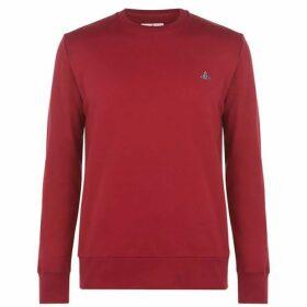 Vivienne Westwood Chest Logo Crew Sweatshirt