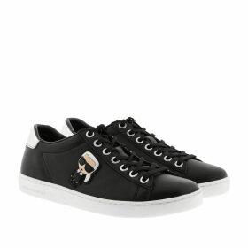 Karl Lagerfeld Sneakers - Kupsole II Karl Ikonic Lo Lace Black - black - Sneakers for ladies