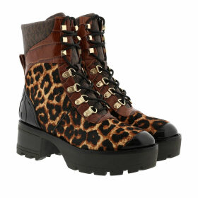 Michael Kors Boots & Booties - Khloe Lace Up Bootie Butterscotch - colorful - Boots & Booties for ladies