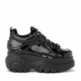 Buffalo 1339 Sneaker In Black Patent Leather