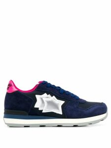 Atlantic Stars side logo sneakers - Blue