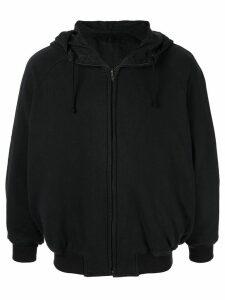Issey Miyake Pre-Owned 1980's Sports Line reversible logo hoodie -
