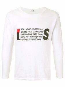 Issey Miyake Pre-Owned 1980's Sport Line Care label longsleeved