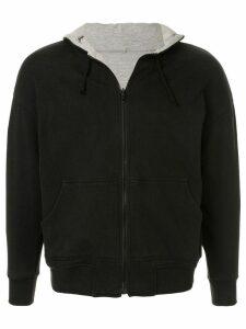Issey Miyake Pre-Owned 1980's Sports Line reversible zipped hoodie -