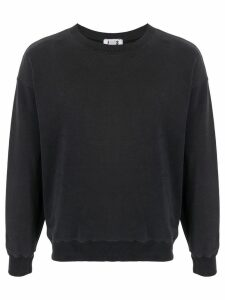 Issey Miyake Pre-Owned 1980's Sports Line logo sweatshirt - Blue