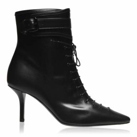 Philosophy Lace Up Ankle Boots