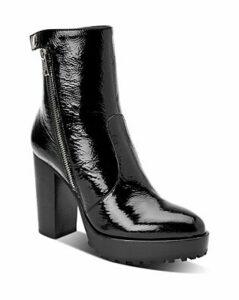 Allsaints Women's Ana Block Heel Ankle Booties