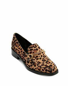Dolce Vita Women's Gilian Leopard-Print Loafers