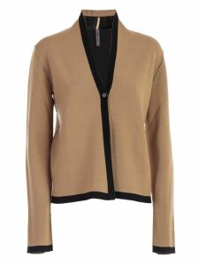 Antonio Marras Cardigan Reversible Bicolor