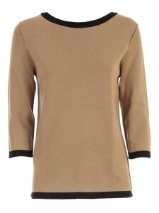Antonio Marras Sweater 3/4s Cre Neck Slim Reversible