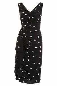 Dolce & Gabbana Polka Dots Dress