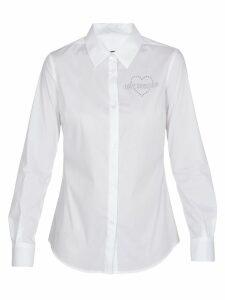 Love Moschino Logo Shirt