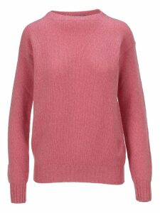 Prada Cashmere Boat Neck Sweater