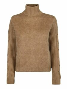 Max Mara Roll Neck Sweater