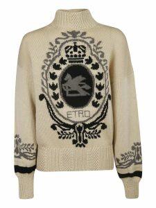 Etro Logo Sweater
