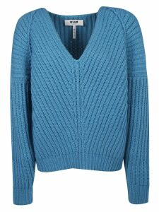 MSGM V-neck Sweater