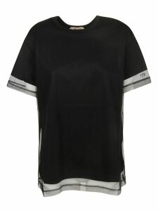 N.21 Mesh T-shirt