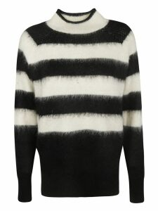 Proenza Schouler Brushed Stripe Sweater