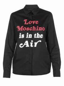 Love Moschino Logo Shirt