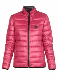 Love Moschino Reversilble Quilted Coat