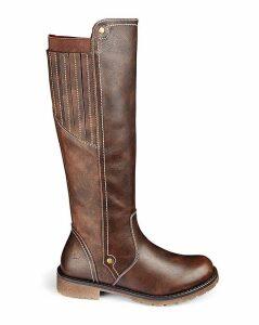 Heavenly Feet Boots EEE Super Curvy