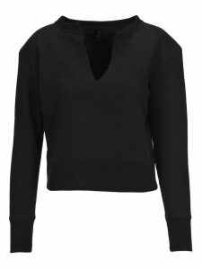 Unravel Unravel Project Cropped Sweatshirt
