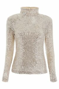 LAutre Chose Sequins Top