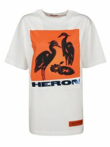HERON PRESTON T-shirt Over Ss Ns Herons Tape