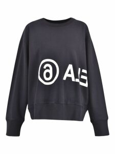 MM6 Maison Margiela Printed Sweatshirt