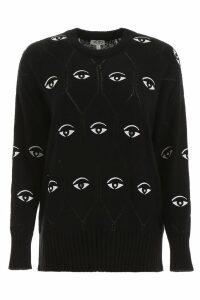 Kenzo Crystal Eye Pullover