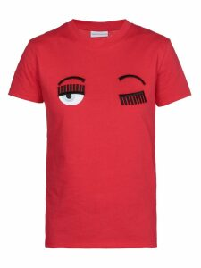 Chiara Ferragni T-shirt Flirting