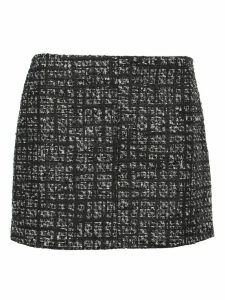 Philosophy Tweed Mini Skirt