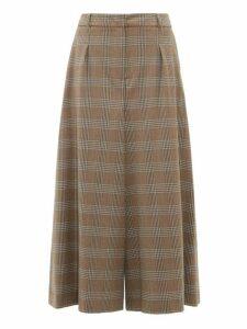 Weekend Max Mara - Eolo Trousers - Womens - Brown Multi