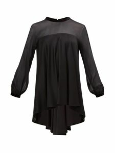Max Mara Studio - Hieros Blouse - Womens - Black