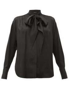 Max Mara - Monviso Blouse - Womens - Black
