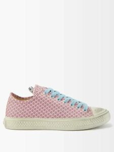 Raey - Raglan-sleeve Boyfriend-fit Cashmere Jumper - Womens - Grey