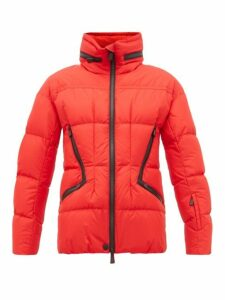 Moncler Grenoble - Dixence Down-filled Ski Jacket - Womens - Red Multi