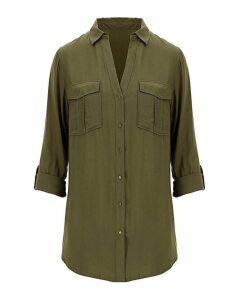 Khaki Utility Shirt