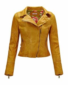 Joe Browns Funky Leather Jacket