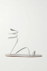 Chloé - Susanna Studded Leather Ankle Boots - Midnight blue