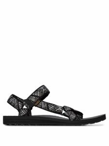 Teva elasticated strap sandals - Black